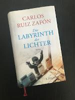 """""""Labirynt duchów"""" Carlos Ruiz Zafón, fot. paratexterka ©"""
