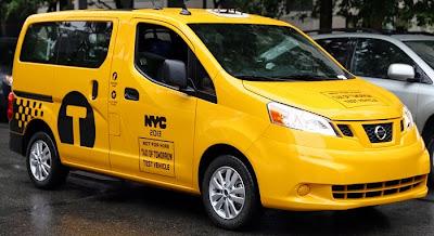 Taxi of Tomorrow - New York