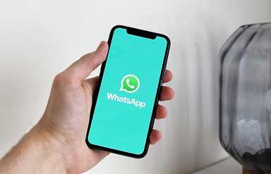 Cara Mengirim Pesan Berwaktu di Whatsapp iPhone dan Android