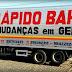RÁPIDO BAHIA EMPRESA DE TRANSPORTE DE MUDANÇAS EM GERAL. COM SEDE EM SÃO PAULO E FILIAL NA CIDADE DE IBIPITANGA.