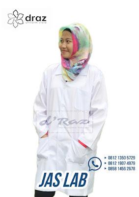 Harga Konveksi Baju Laboratorium Satuan Murah 0812 1350 5729