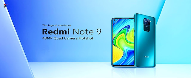 Redmi Note 9 Launch in India || Rs. 14,999/- || 6GB + 12GB Variant