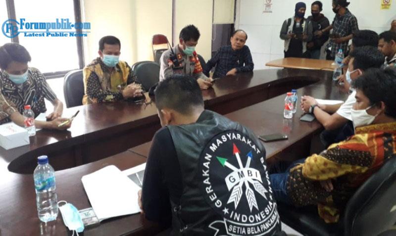 LSM GMBI Desak Bupati Bekasi Bekukan Izin PT Sankei Gohsyu Indonesia