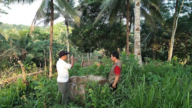 Wisata Sejarah di Puncak Tamiang