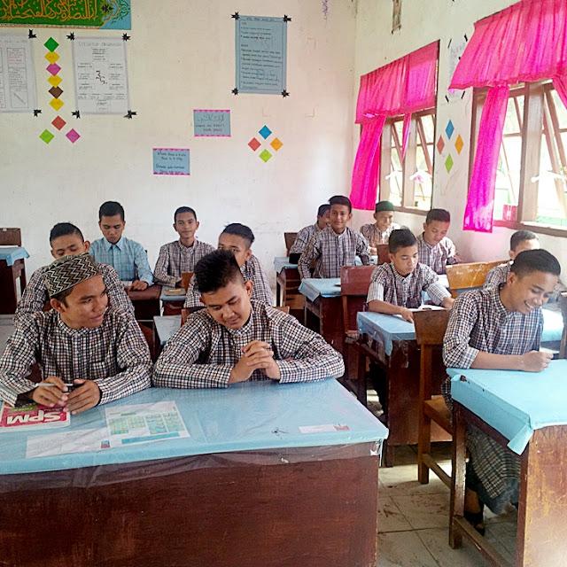The principle of Education School Level curriculum