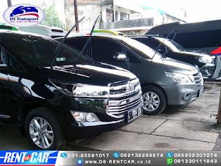 Rental Mobil Fortuner terbaru surabaya