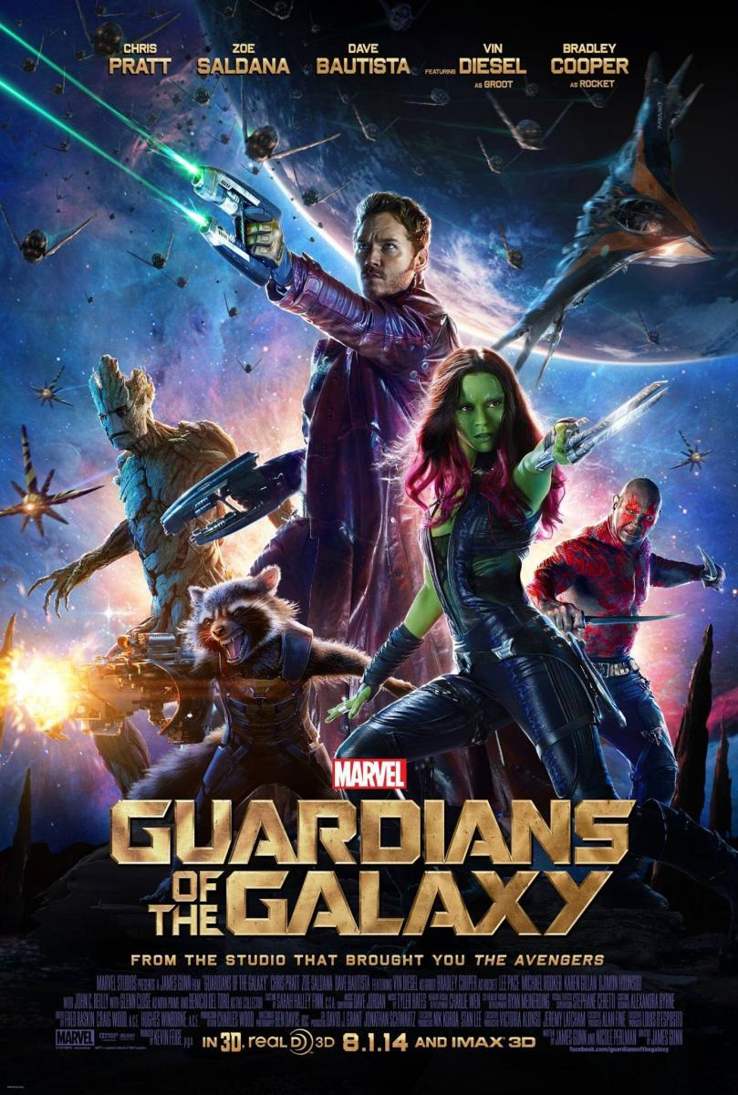 Download Guardians of the Galaxy (2014) Full Movie in Hindi Dual Audio BluRay 480p [400MB]