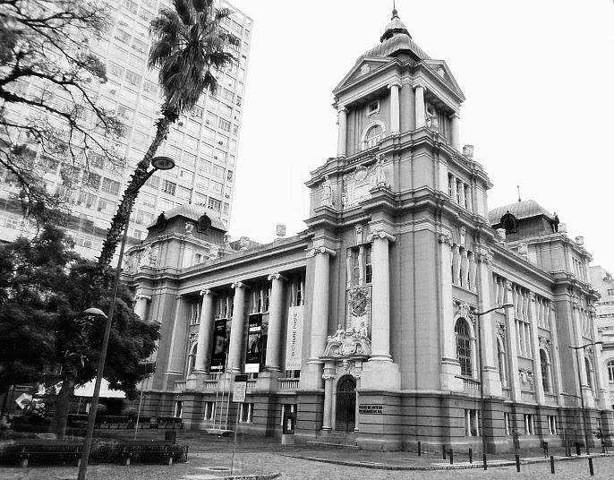 MARGS, o Museu de Arte do Rio Grande do Sul