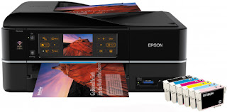 Epson Software Updater allows you lot to update Epson software too every bit download  Download Epson Stylus Photo PX820FWD Drivers