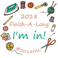2018 Finish-A-Long information