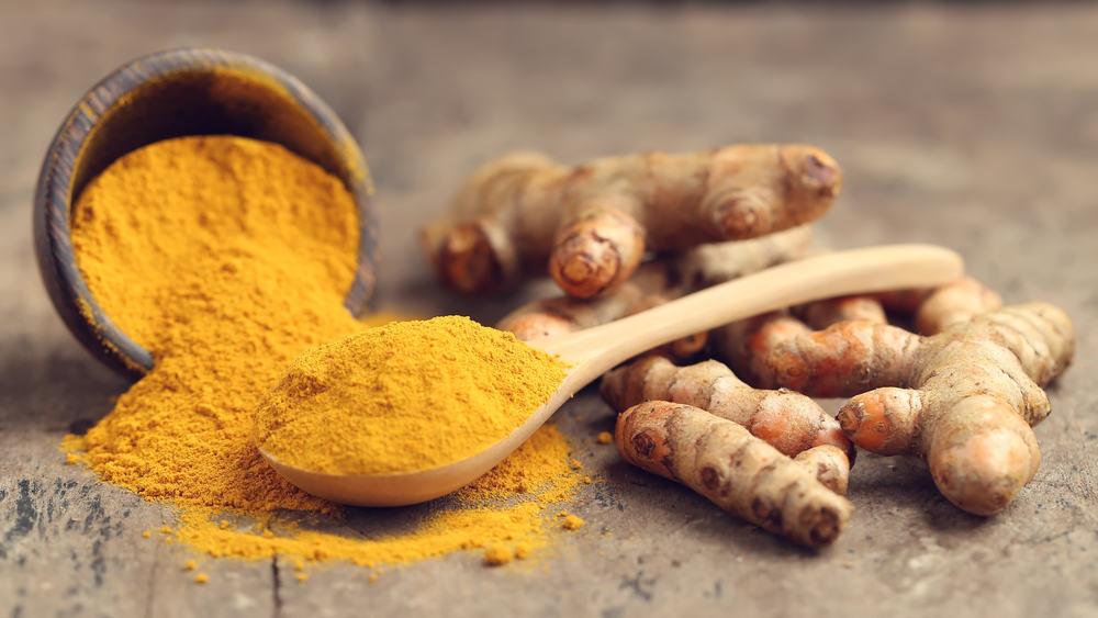 Manfaat Tanaman Herbal Kunyit