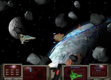 Game Tembak-tembakan di Luar Angkasa: Hornado 2.0