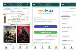 Aplikasi Pesan Tiket Nonton Bioskop Online Terbaru