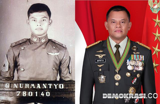 11 Foto Politisi Hingga Panglima TNI saat Muda Ini Bikin Pangling