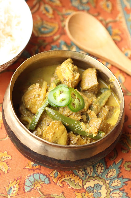 curry de colin poisson blanc