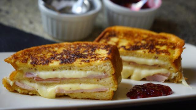 receta-de-sandwich montecristo super jugoso