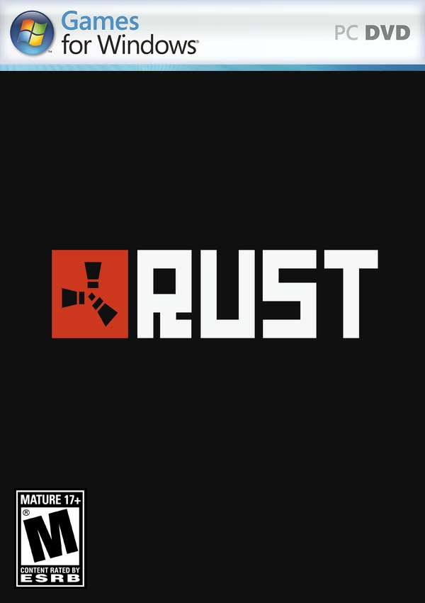 Rust 2016 Download Cover Free Game