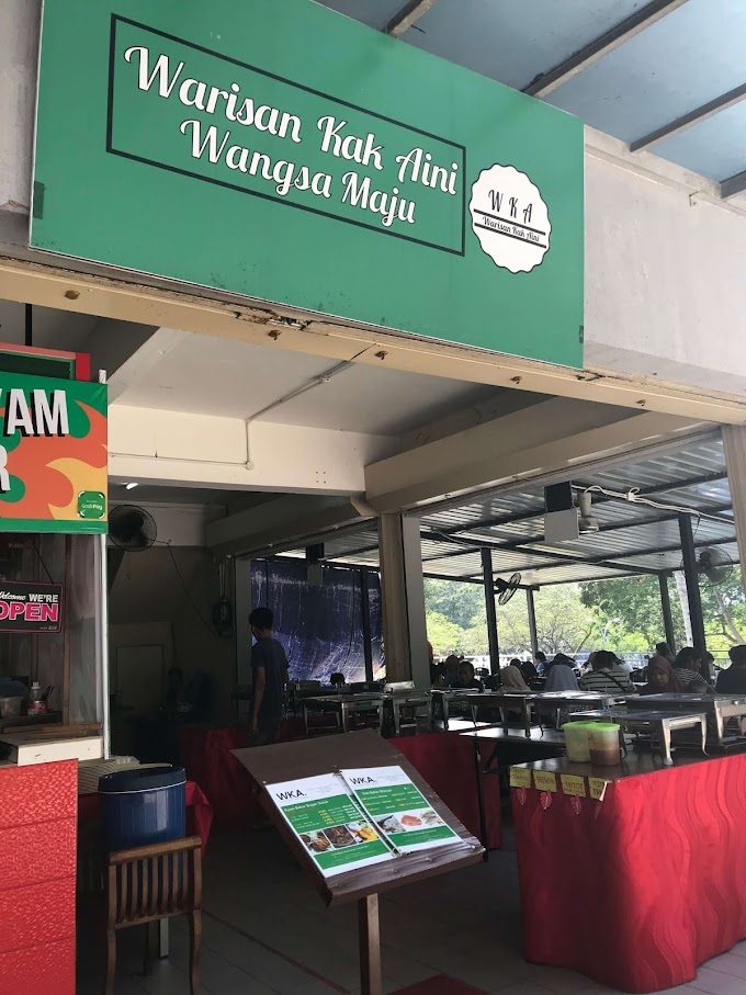 Cendol Durian & Laksa Sarang Warisan Kak Aini