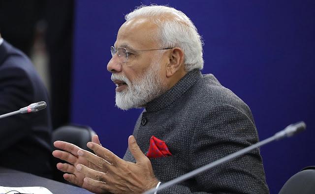 """देश में बड़े बदलाव,"" Says PM Modi As Government Marks 100 Days"