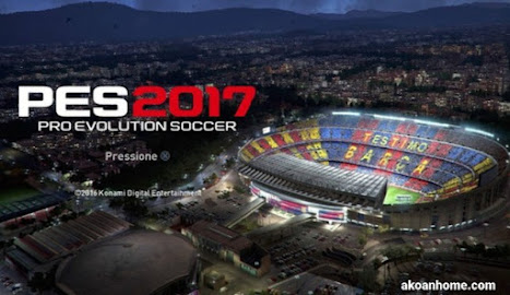تحميل لعبة بيس 2017 PES للكمبيوتر برابط مباشر برو إيفولوشن سكور كاملة