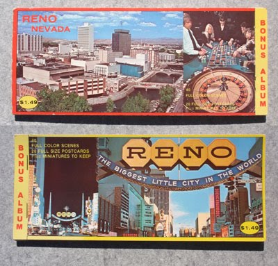 BOOKTRYST: Collecting Souvenir Postcard Books