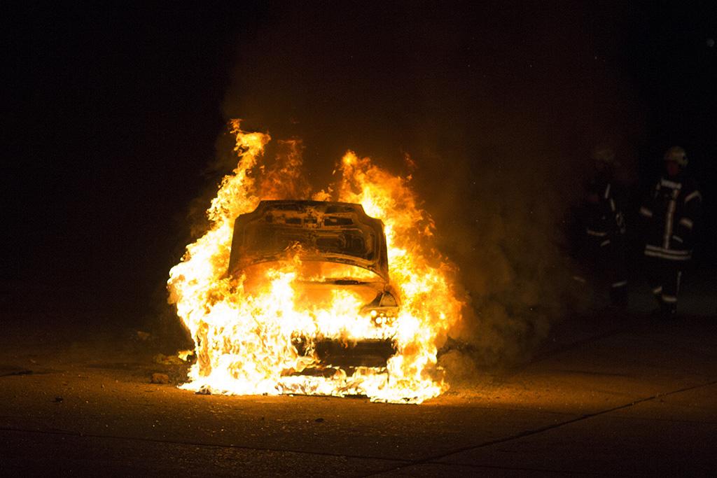 Seine-et-Marne : Deux adolescents grièvement brûlés en incendiant une voiture à Melun