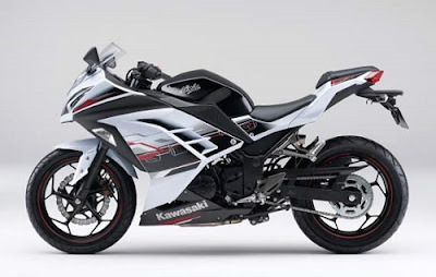 Kawasaki Ninja 250cc ABS Limited Edition