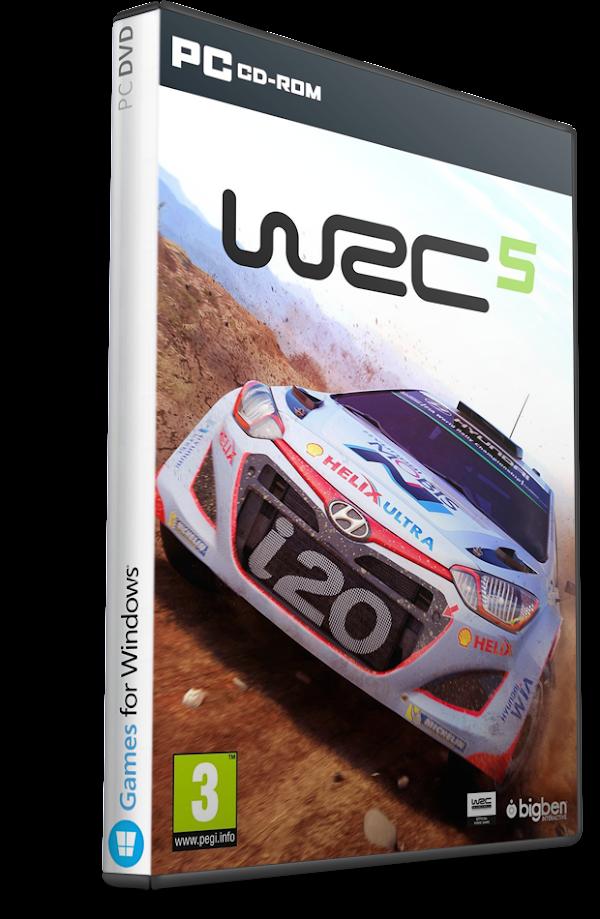 DESCARGAR WRC 5 FIA World Rally Championship Multilenguaje (Español) (PC-GAME) MEGA