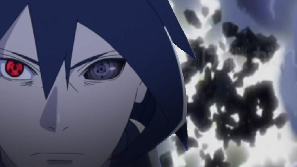 Gambar Keren Sasuke