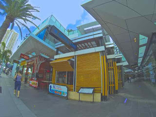 Cavill Lane Shopping and Dining Precinct Surfers Paradise