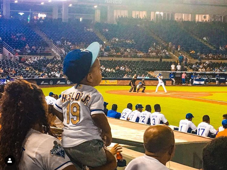 Watch a Baseball Game nicaragua