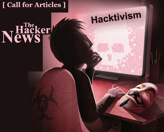[ Call for Articles ] The Hacker News Magazine - Hacktivism Special Edition - May 2012