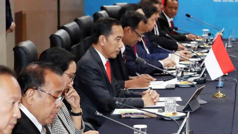 Jokowi Minta Peneliti dan Ilmuwan di Korsel Tak Lupa Pulang, Bangun Tanah Air