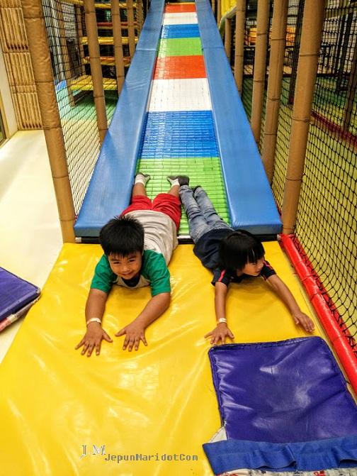 The Parenthood playland Sunway Pyramid, PJ