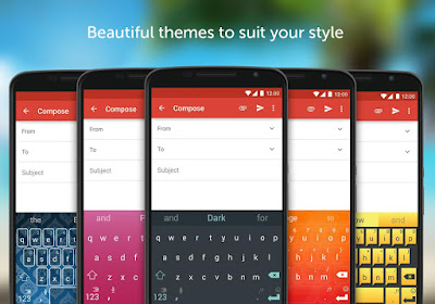 Swiftkey Keyboard Mod Terbaru Versi 6.5.3.30 Full Final