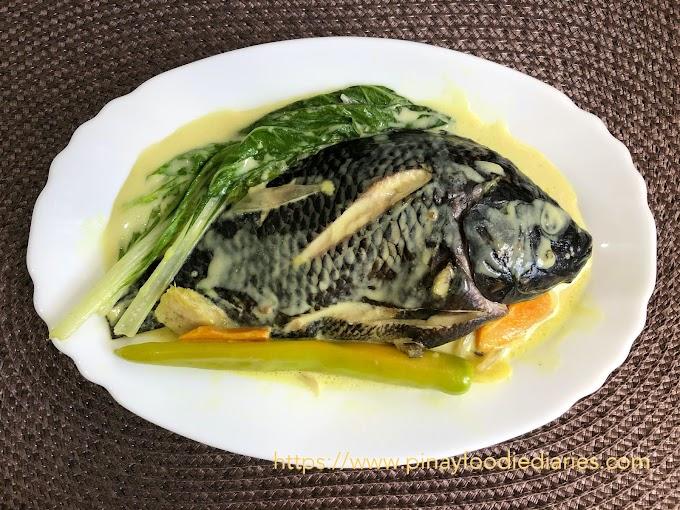 Recipes | Ginataang Tilapia