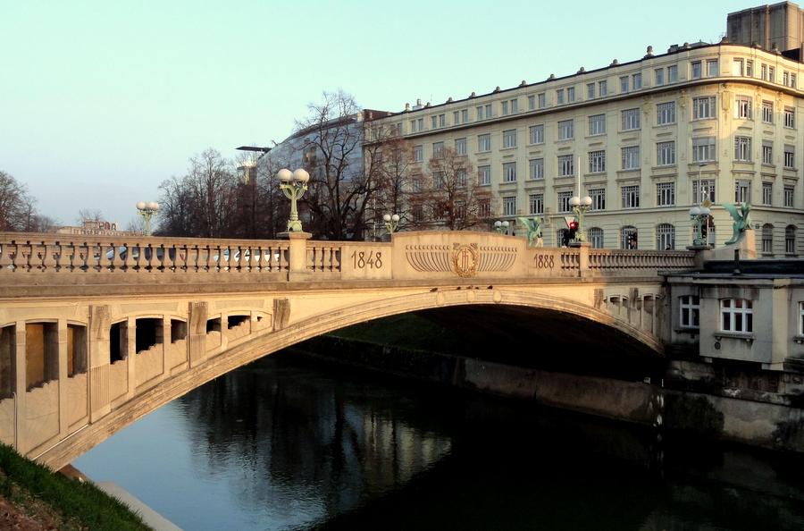 The Dragon Bridge (Zmajski Most)
