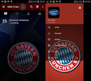 Download BBM Mod Bayern Munchen