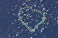 island from iss