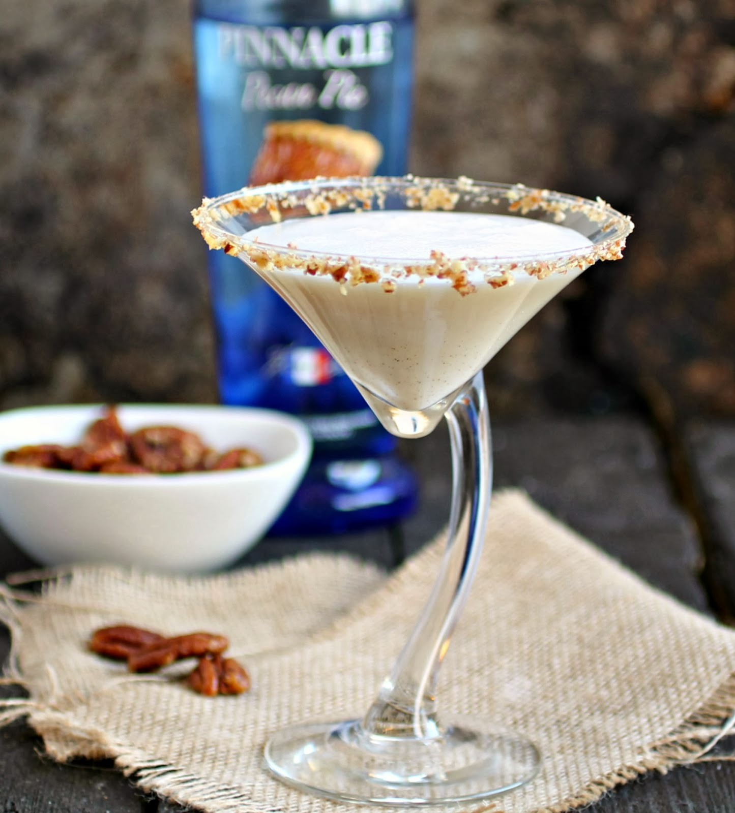 A Cocktail Life, a Martini and a Sweet Pecan