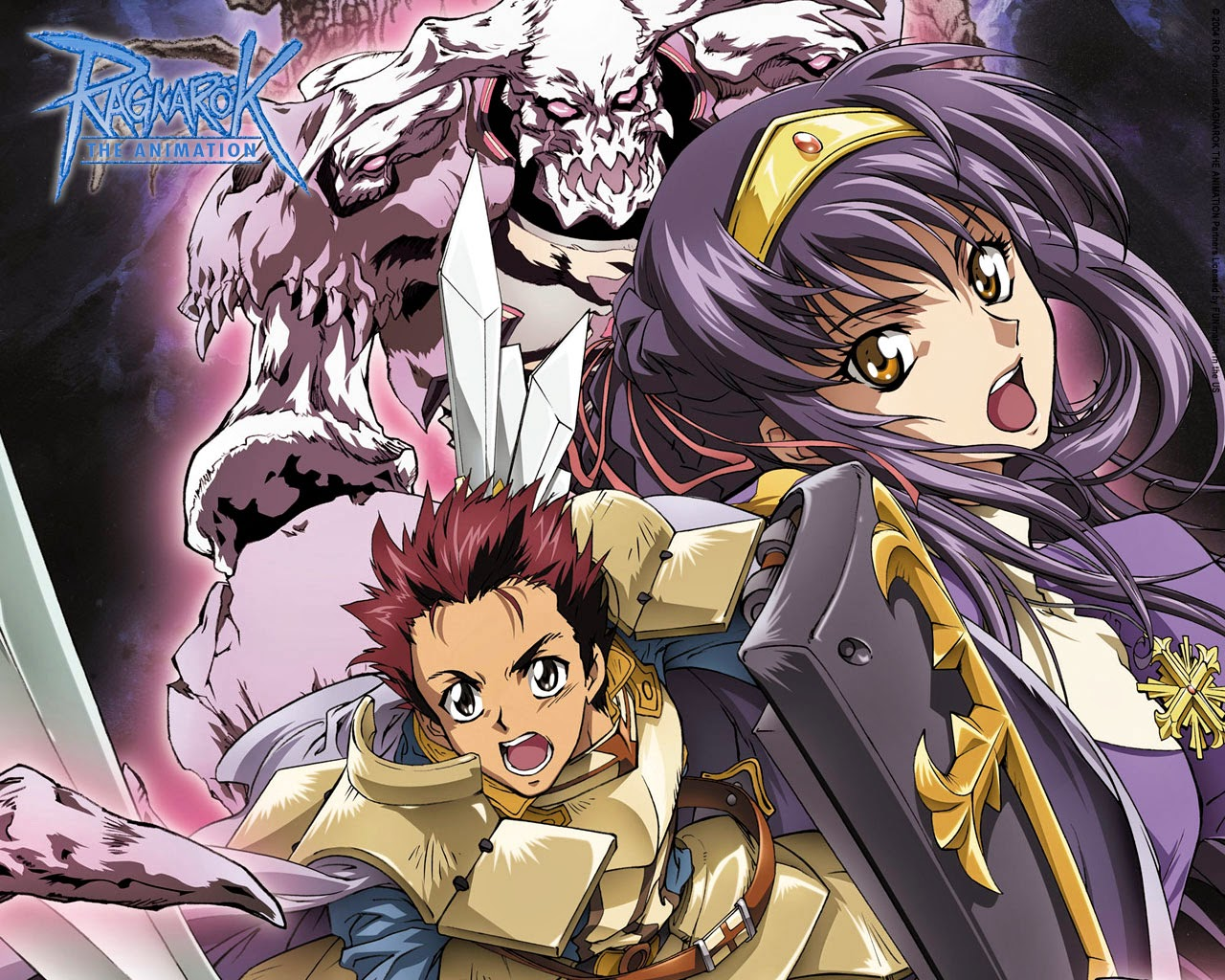Ragnarok: The Animation (Anime)