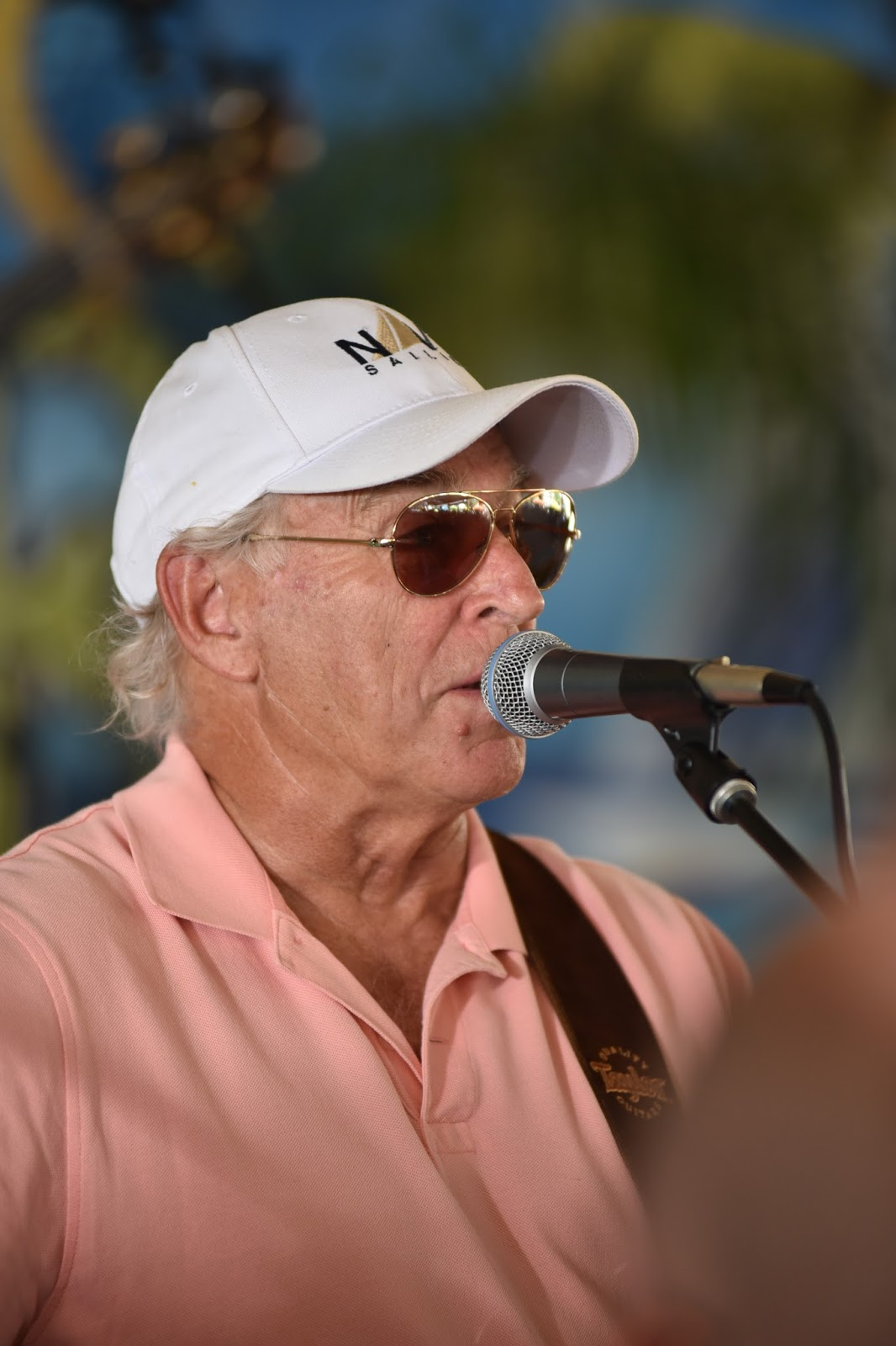Greater Greensboro Open Blog: Jimmy Buffett plays Margaritaville