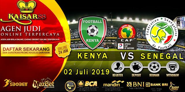 Prediksi Bola Terpercaya Liga Africa Cup Kenya Vs Senegal 2 Juli 2019