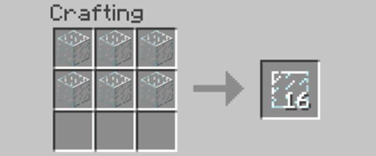 How to make glass panels