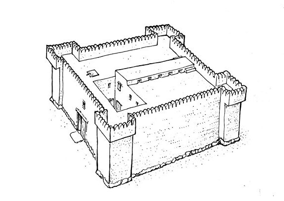 Canaanite fortress found in excavation in southern Israel
