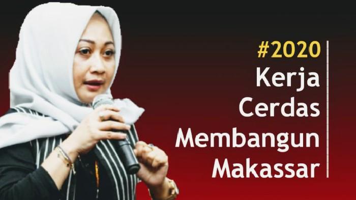 Mutiara Baru, Tokoh Perempuan ini Beri Sinyal Maju di Pilwalkot Makassar 2020