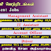 Management Assistant, IT Assistant, Account Officer, System Analyst, Driver- ரணவிரு சேவா அதிகாரசபை