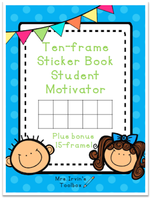 Student Motivator Sticker Book