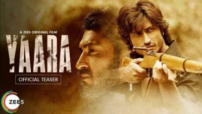 Yaara 2020 Hindi Full Movies Free Download HD 480p