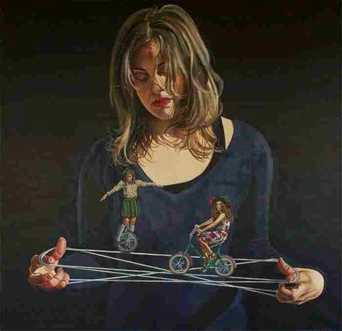 Картина - моя исповедь. Teresa Brutcher